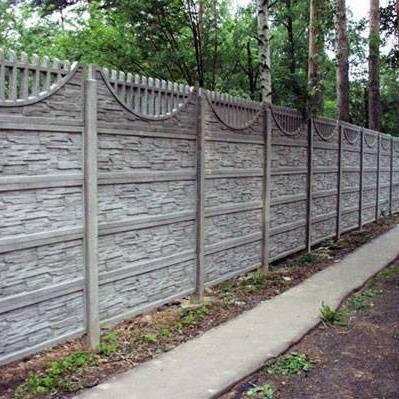 Купить железобетонный забор минск завод жби киевское шоссе